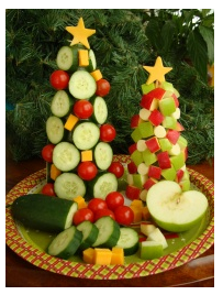 How to be healthy at christmas the health gardener for What fast food is open on christmas day